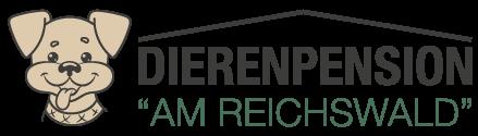 """Dierenpension """"am Reichswald"""" Logo"""